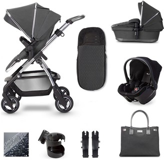Silver Cross Wayfarer Travel System Simplicity Plus Bundle