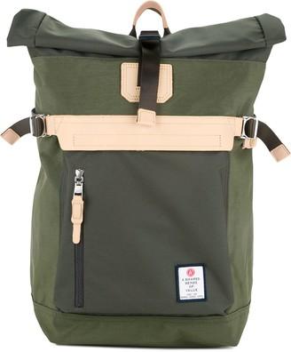 As2ov Hidensity Cordura nylon backpack