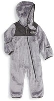 The North Face Oso Hooded Fleece Romper (Baby Boys)