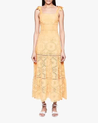 Jonathan Simkhai Nicole Midi Dress