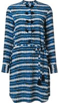 Figue 'Gilette' striped dress - women - Silk - XS