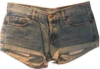 Levi's Cotton Shorts for Women