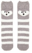 Forever 21 FOREVER 21+ Raccoon Crew Socks - 2 Pack