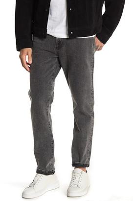 Baldwin Modern Slim Fit Acid Wash Jeans