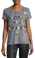 Valentino Beauty is a Birthright T-Shirt