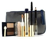 Estee Lauder Delectable Eyes Decadent Truffles Set: 1x Mascara, 1x Eye Shadow Compact, 1x Eyeliner, 1x Concealer 4pcs+1bag