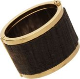 Givenchy Horn & Gold Cuff