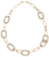 Pomellato Arabesque Necklace in 18K Matte Rose Gold