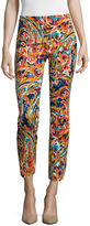 Liz Claiborne Cropped Pants-Talls