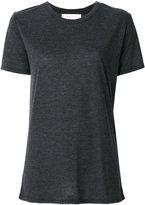 IRO distressed T-shirt - women - Polyester/Viscose - XS