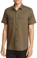 Michael Bastian Safari Regular Fit Button-Down Shirt