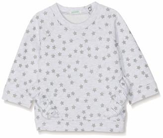 Benetton Baby Girl's Sweater L/S Jumper