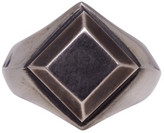 Ann Demeulemeester Silver Stud Ring