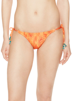 Vix Paula Hermanny Menfis Long Tie Bikini Bottom