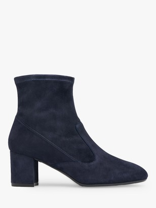 LK Bennett Alexis Suede Ankle Boots