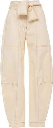 Ulla Johnson Storm High-Rise Tapered Jeans