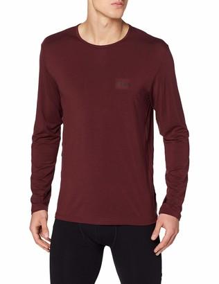 HUGO BOSS Men's Ls-Shirt Rn Thermal Top