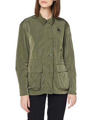 Blauer Women's Blouson Sfoderato Sports Jacket