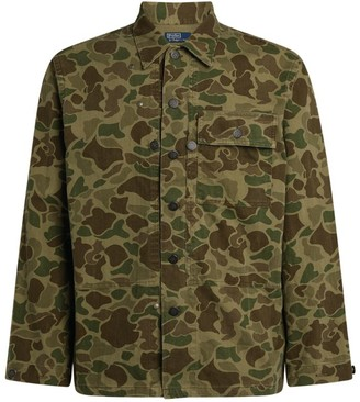 Ralph Lauren Camouflage Overshirt