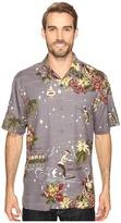 Tommy Bahama Merry Kitchmas Short Sleeve Woven Shirt
