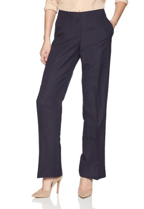 Nine West Women's NEO Classic Linen Pant