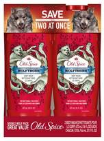 Old Spice Wild Collection Wolfthorn Body Wash Twin Pack - 32oz