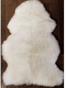 Sue Parkinson Home Collection - Large Sheepskin Rug X - X Large - White