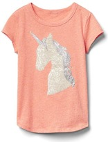 Gap Embellished graphic short sleeve tee