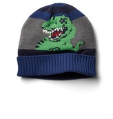 Gap Dino fold-over beanie