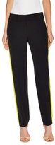 Milly Colorblocked Tuxedo Trouser