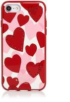 Kate Spade Jeweled Heart iPhone 7 and 8 Case