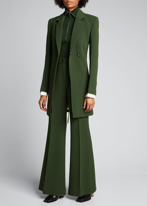 Peter Do Long Fitted Blazer