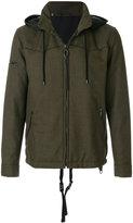 Lanvin technical drawstring jacket