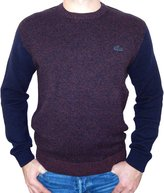 Lacoste Men's Classic Fit Crewneck Winter Sweater