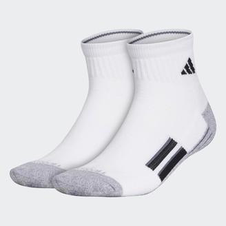 adidas Climalite X 2.0 Quarter Socks 2 Pairs