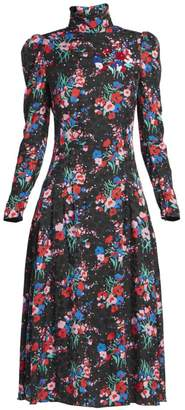 Marc Jacobs The 40s Floral Dress