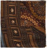 Faliero Sarti embroidered scarf
