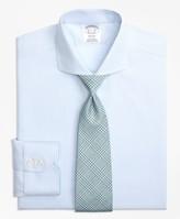Brooks Brothers Regent Fitted Dress Shirt, Non-Iron Alternating Stripe