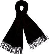 One Kings Lane Alpaca Wool Solid Scarf, Black