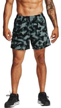"""Under Armour Men's Launch 5"""" Camo Shorts"""