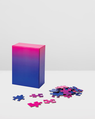 Areaware Blue All toys - Gradient Puzzle Small - Size One Size at The Iconic