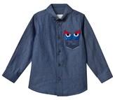 Fendi Denim Monster Shirt