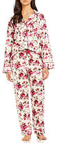 BedHead Floral Classic Sateen Pajamas