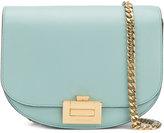 Victoria Beckham chain strap crossbody bag - women - Calf Leather - One Size