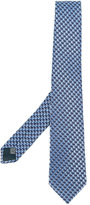 Lanvin patterned tie - men - Silk - One Size