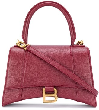 Balenciaga small Hourglass top-handle bag