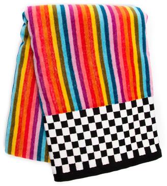 Mackenzie Childs Calypso Stripe Bath Towel