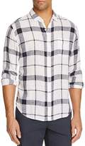 Rails Connor Blue Regular Fit Plaid Button-Down Shirt