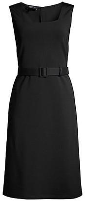 Lafayette 148 New York Monica Belted Dress