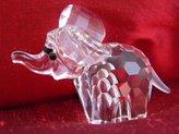Swarovski Silver Crystal Baby Elephant (Medium) 7640